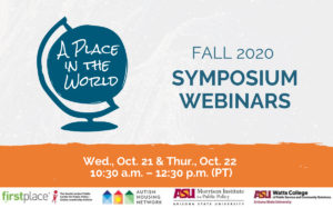 A Place in the World Symposium: You Don't Want to Miss This Groundbreaking Research!